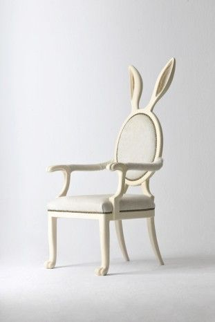ma chaise lapin - HYBRID Rabbit and Deer Chair - Gadgets