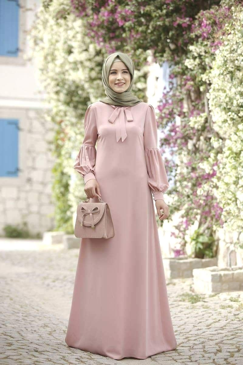 Tesettur Tunik Modelleri Tesettur Tunik Modelleri 2020 Moslem Fashion Muslimah Dress Muslim Fashion