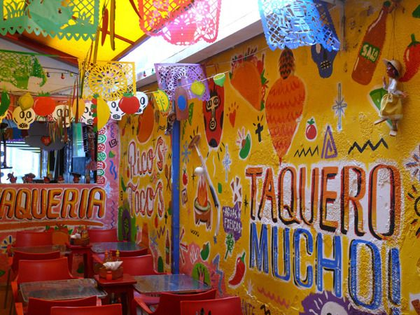 Restaurante mexicano decoracion buscar con google proyecto de decoraci n pinterest - Decoraciones de restaurantes ...