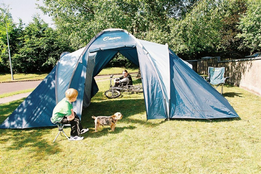 4 Person Tents 4 Man 2 Bedroom Family Tent Suitable For