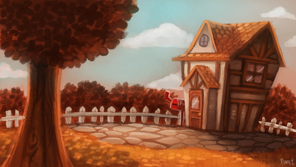 DAY 124. Animal Crossing - Autumn (40 Minutes) by Cryptid-Creations.deviantart.com on @DeviantArt