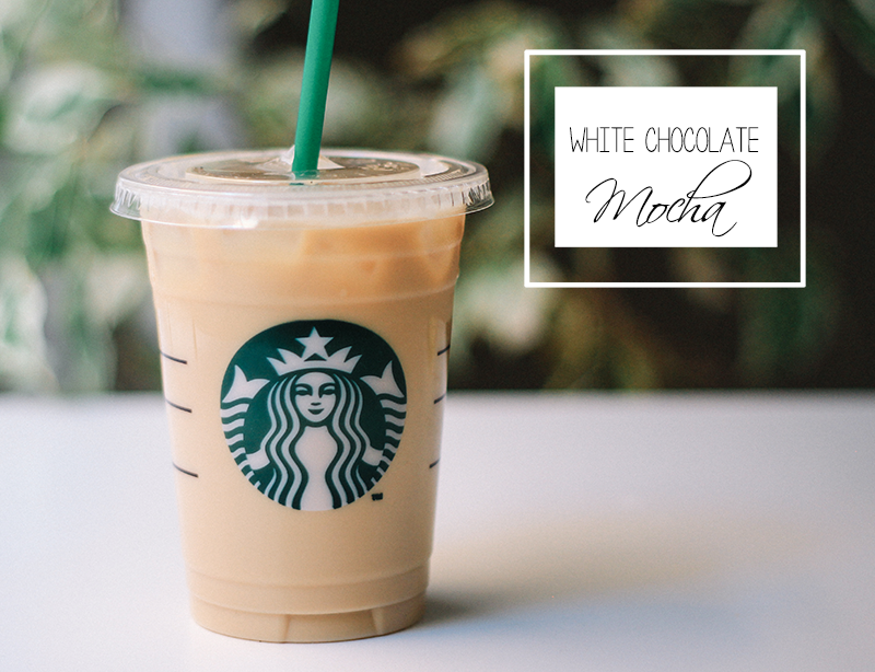 White Chocolate Mocha Recipe وصفة آيس وايت موكا White Chocolate Mocha Hot Coffee Disposable Coffee Cup