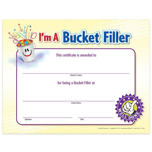 Quotes About Bucket Filling. QuotesGram