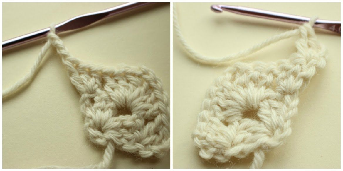 Really Easy Crochet Shawl: A Simple Granny Triangle Pattern ...