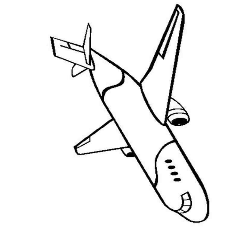 Avion Coloriage à Imprimer De Luxe Coloriage Avion à