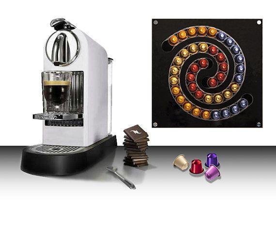 Milky Way Nespresso Coffee Pod Holder Dispenser W