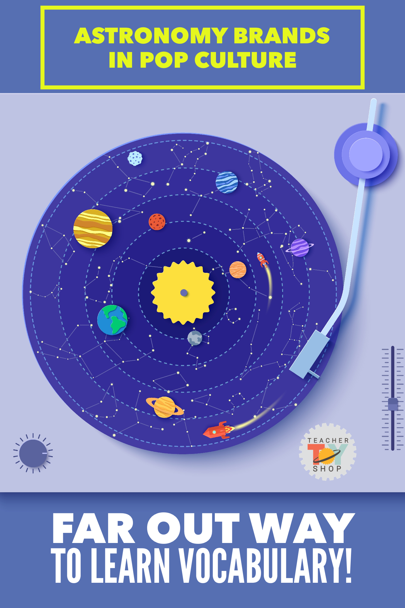 Solar System And Planets Activity In