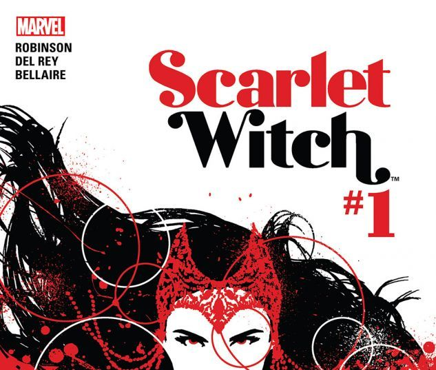 scarlet witch comic - Google Search