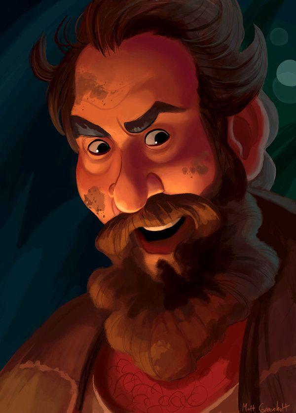 Tom Friendly by Neanderthal-Jam  on @deviantART