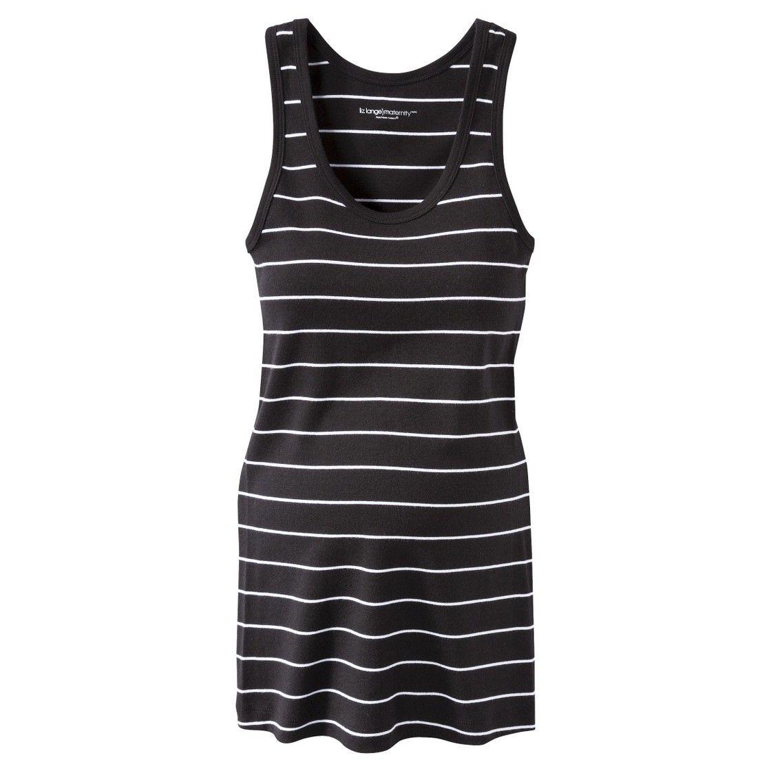 1ab5af6a753ee Maternity Fashion Tank Top-Liz Lange  for Target