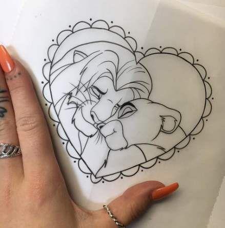 Photo of Super Tattoo Disney Lion King Design Ideas