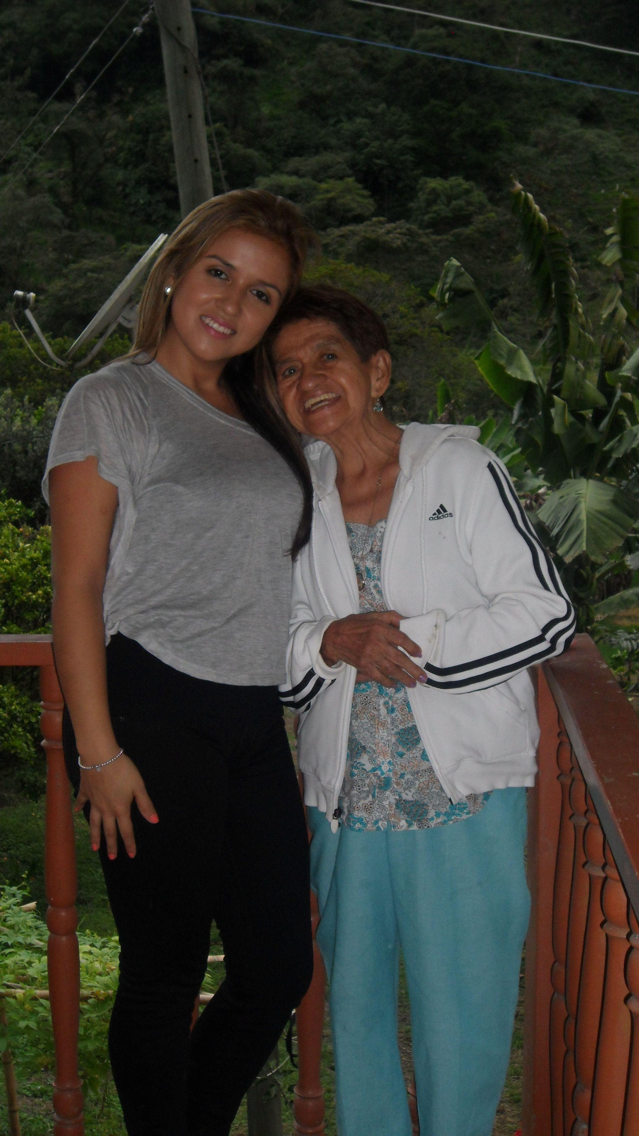 LOVE my grandma!