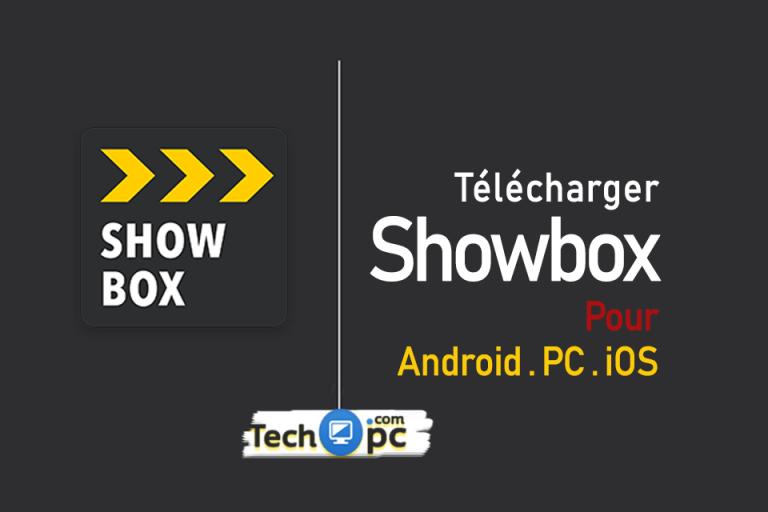 Télécharger ShowBox APK dernière version (Latest Version