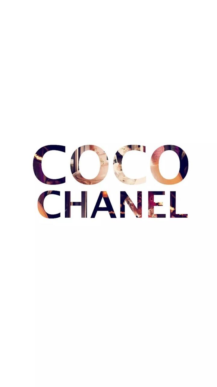 Coco Chanel Download More Preppy Iphone Wallpapers And