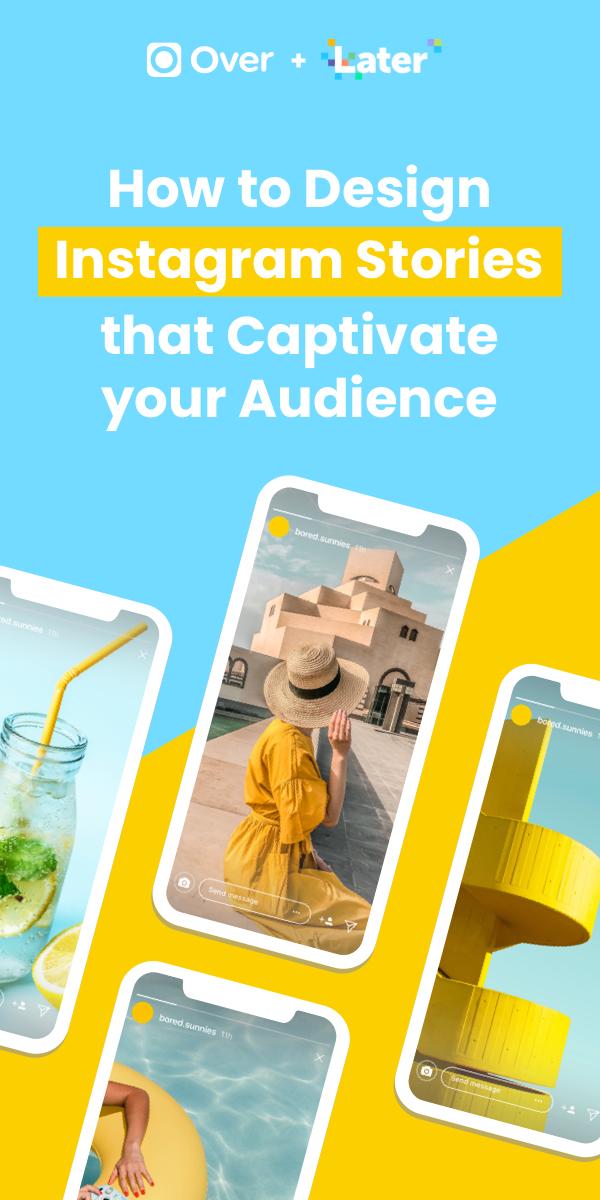 How to Design Instagram Stories Free Video Tutorial