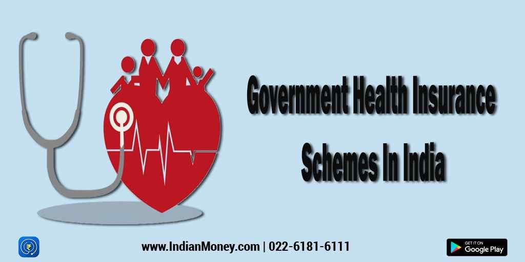 Government health insurance schemes in india health
