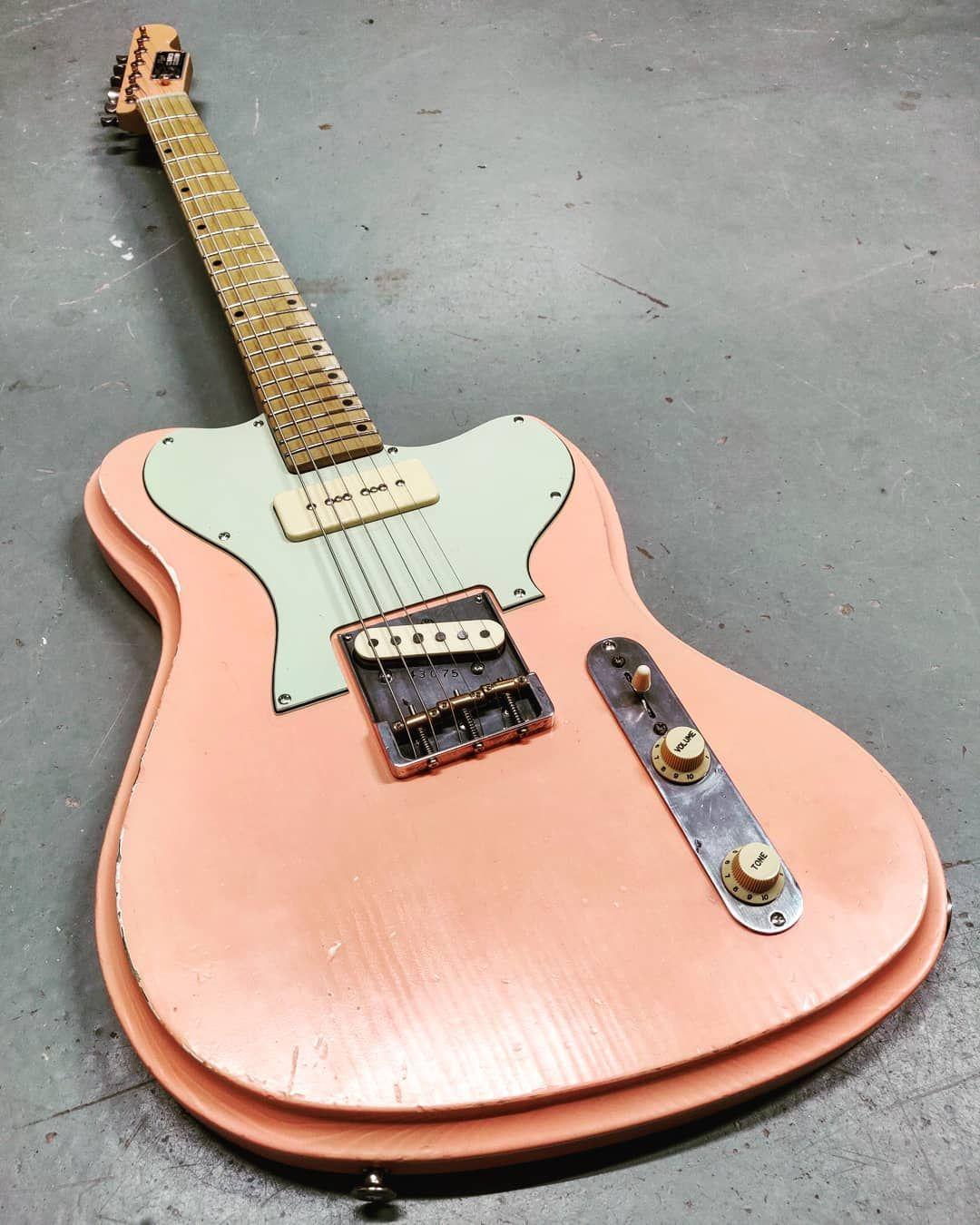Art Cool Guitar Designs