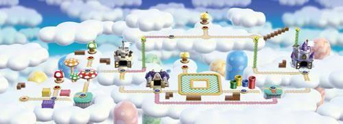 New Super Mario Bros Wii Game Information Media Videos Trivia