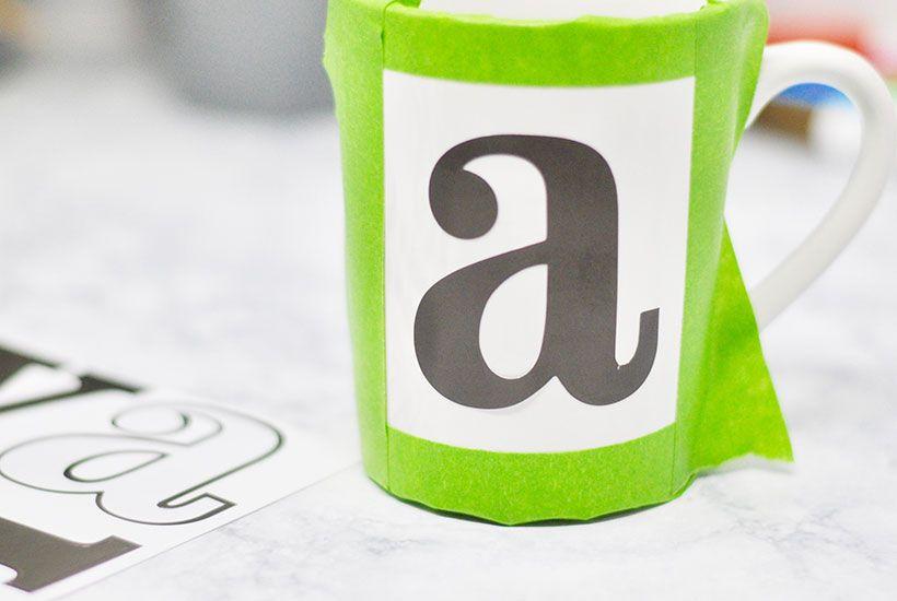 Diy sharpie mug craft adapted for seniors mug crafts