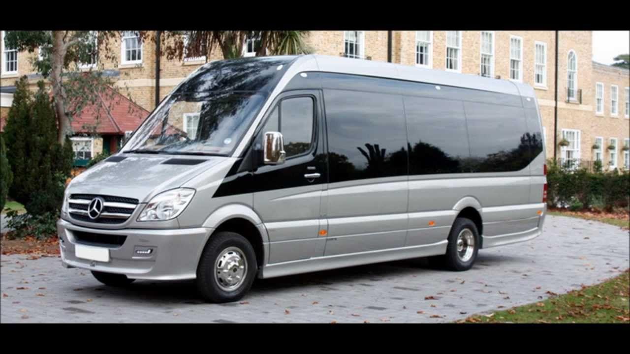 minibus rental london