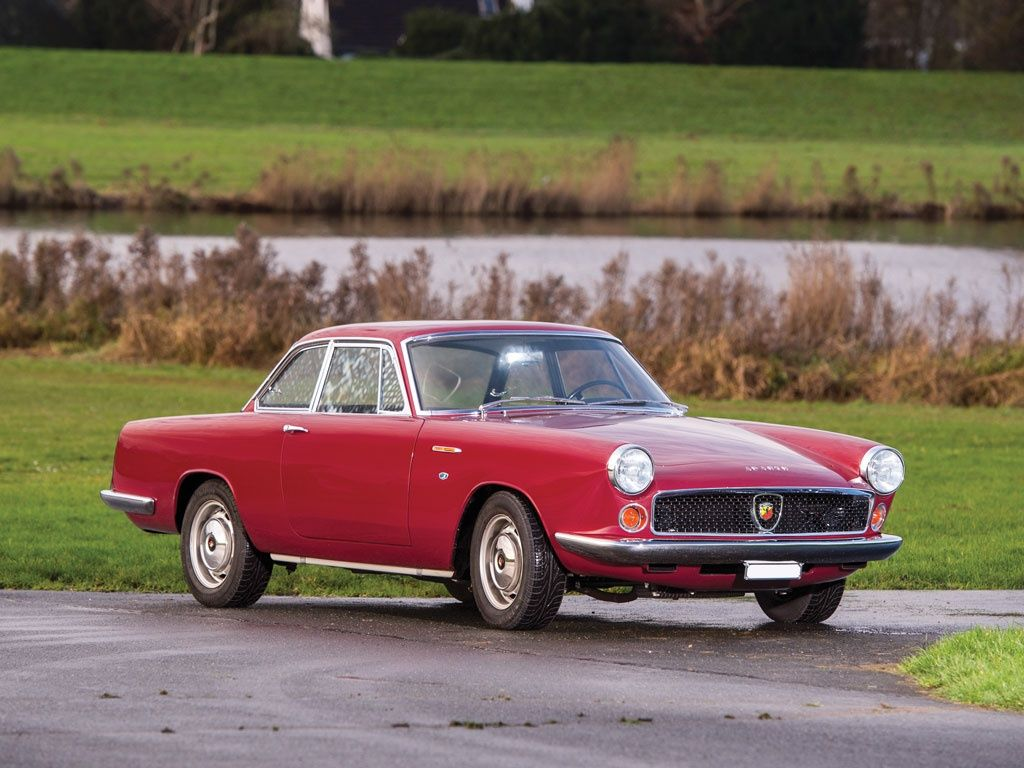 1959 Abarth 2200 - Coupé | Classic Driver Market | Abarth ...