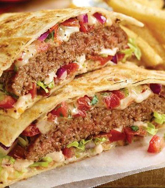Recipe: Cheeseburger Quesadillas Ingredients 1lb Ground