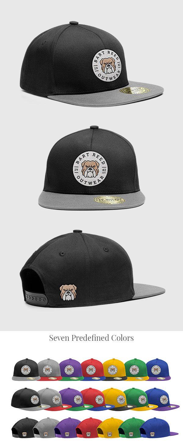 12 Best Free Cap Hat Mockup Psd Graphiceat