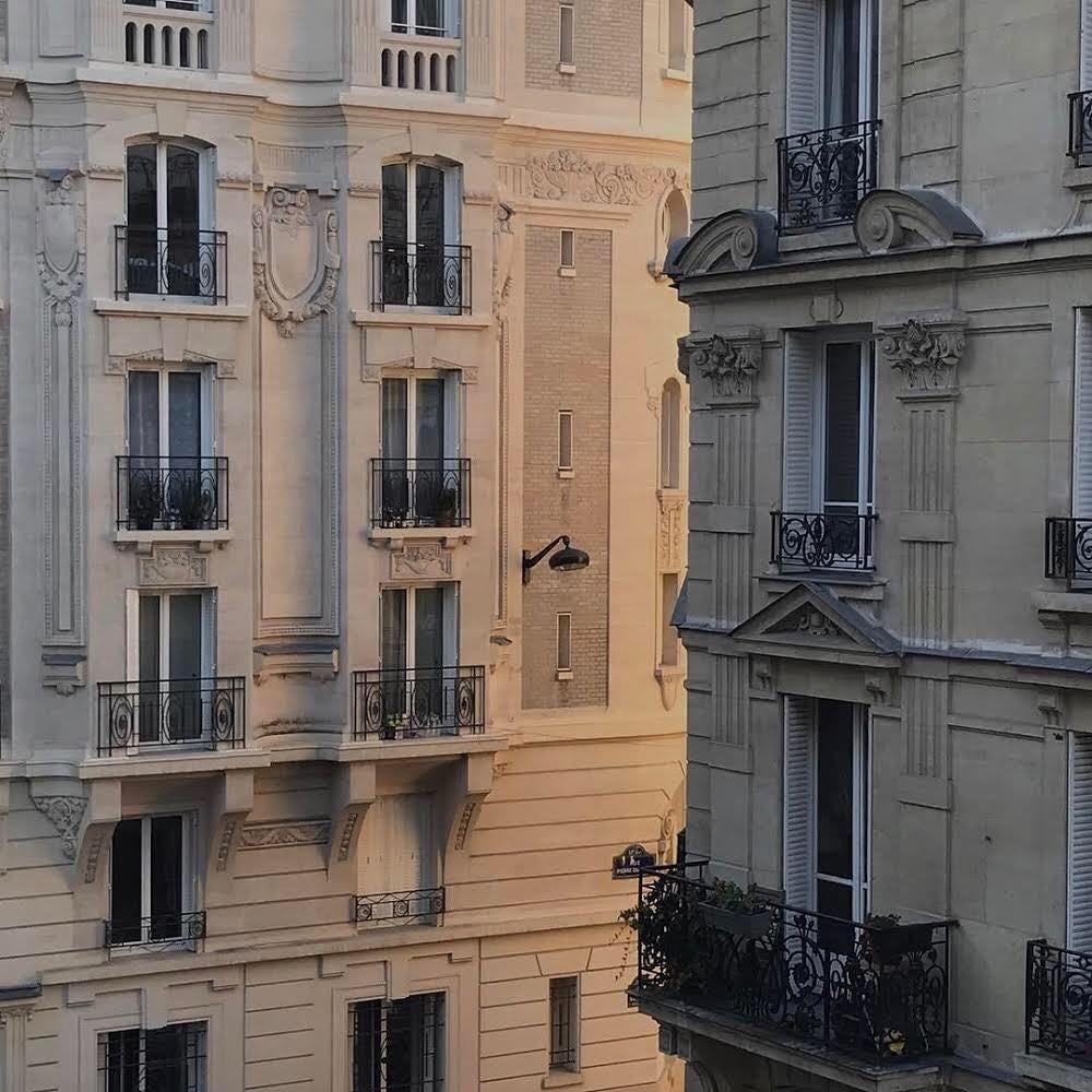 Aesthetic Apartment: Architecture, Building, Building Exterior