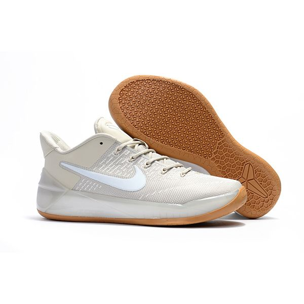 Nike Zoom Kobe 12 Ad Cream Basketball Shoes For Men