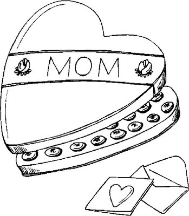 Free Printable Mothers Day Coloring Pages Book Funs