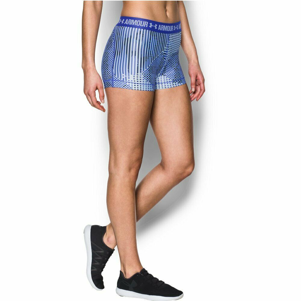 Under Armour Damen Fitness HG Printed Shorty