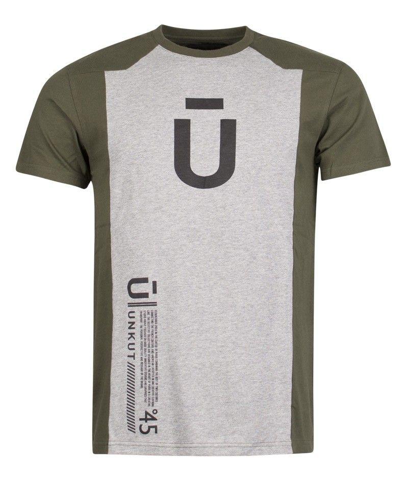 5772390417 Tee Shirt Unkut homme Story Gris | Unkut | Tee-shirts | Tee shirts ...