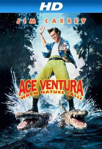 Ace Ventura When Nature Calls Hd Amazon Instant Video Jim Carrey Ace Ventura Filmes Disney Posteres De Filmes
