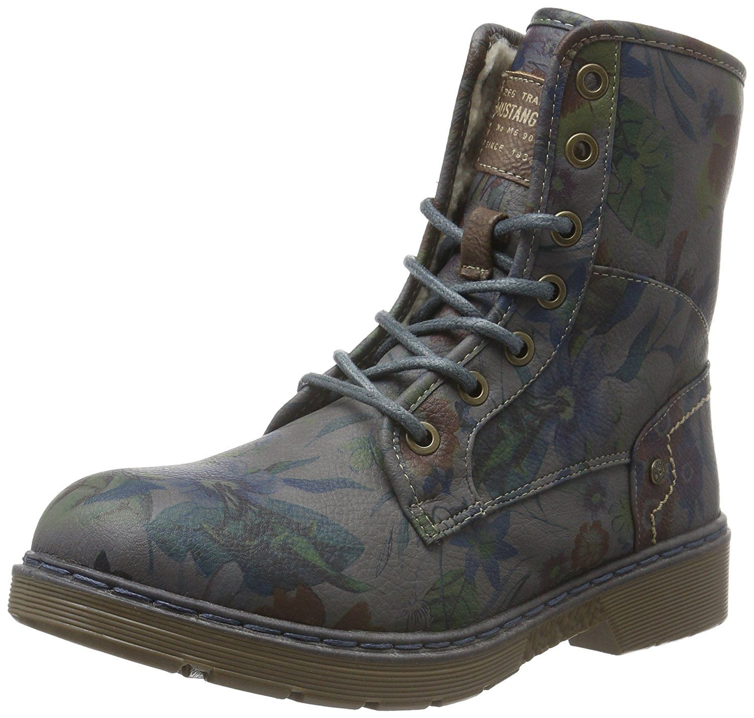 1207601, Womens Boots Mustang
