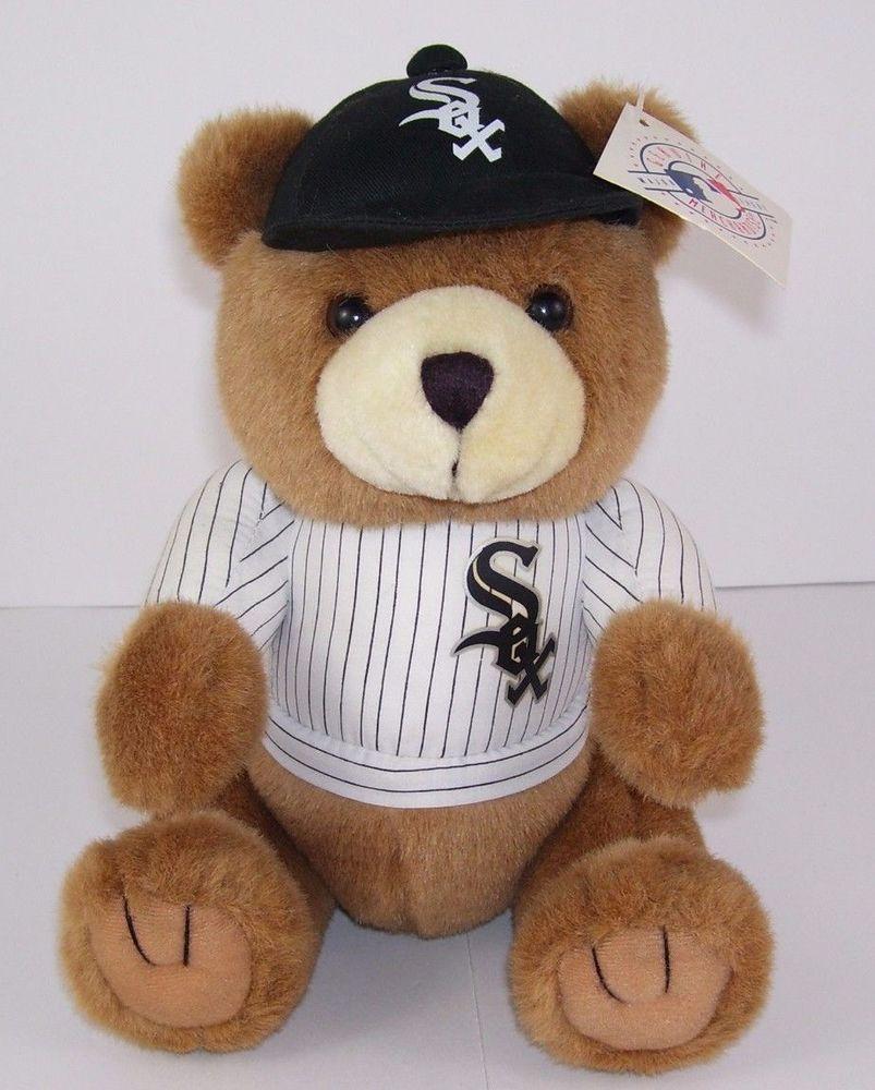 11ce0862a7b White Sox Genuine MLB Merchandise Teddy Bear 10