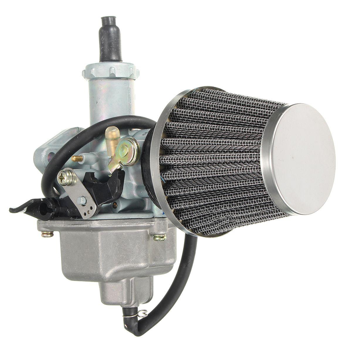 Intake 26mm Air Filter Carburetor 38mm Carb For Honda