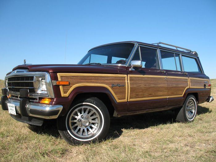 Possibly The First Suv In The S Made By Jeep Child Of The