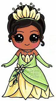 Una De Mis Princesas Faboritas Em 2020 Kawaii Disney