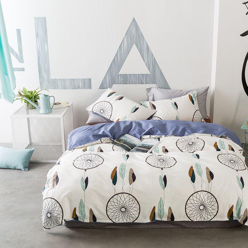 housse de couette capteur de r ve ens 4 mcx housse de couette home textile duvet covers. Black Bedroom Furniture Sets. Home Design Ideas
