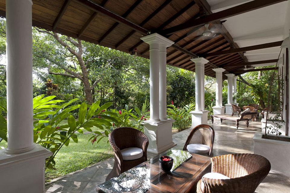 Veranda Design In Sri Lanka Photo
