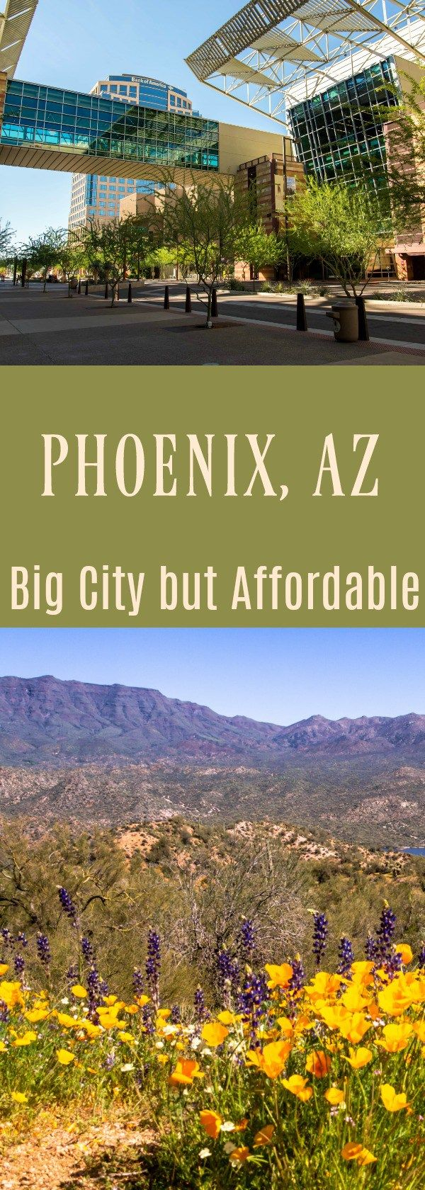 what is phoenix like to live in