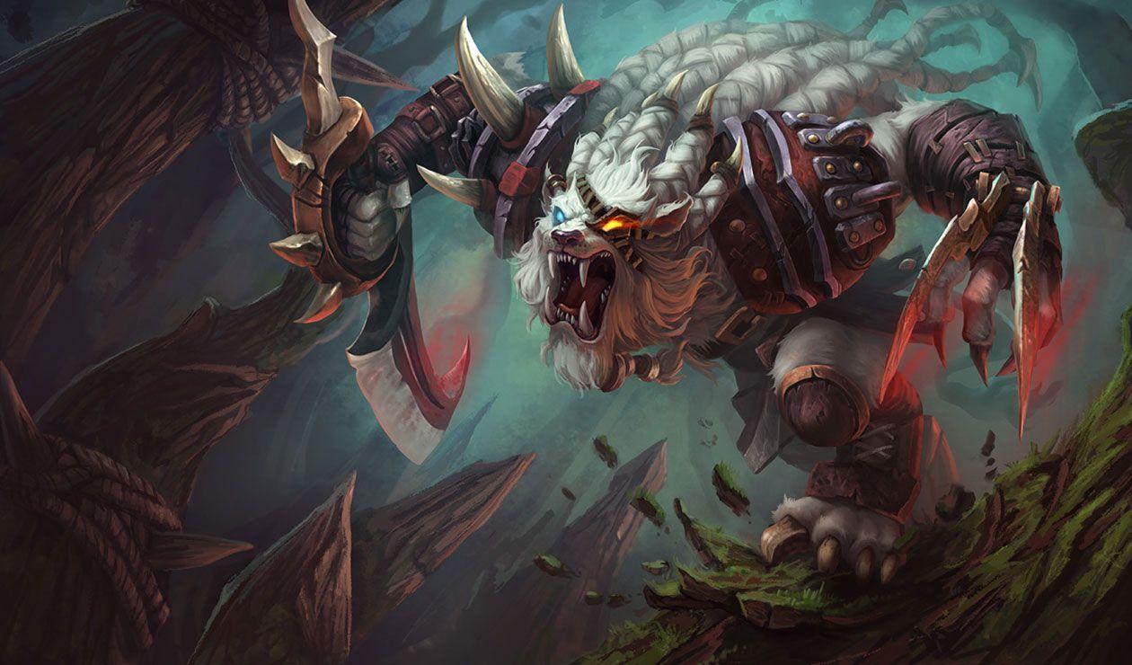 Rengar, The Pridestalker - Characters & Art - League of Legends | League of  legends rengar, League of legends, Liga dos lendários