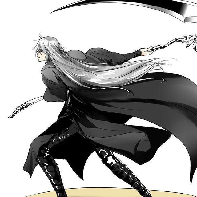 Free Undertaker Kuroshitsuji Full Body