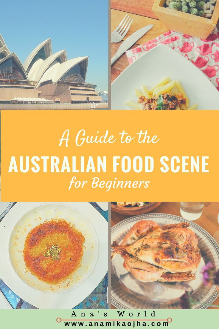A guide to the australian food scene for beginners travel tips check out an ultimate guide for the best australian food places to explore for any beginners forumfinder Choice Image