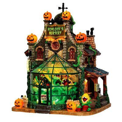 Lemax® Spooky Town® Collection: Hemlock's Nursery