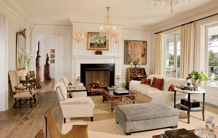 Celebrity Living Rooms Part 2 Pretty Living Room Georgian Style Homes French Country Living Room Celebrity living rooms part 2