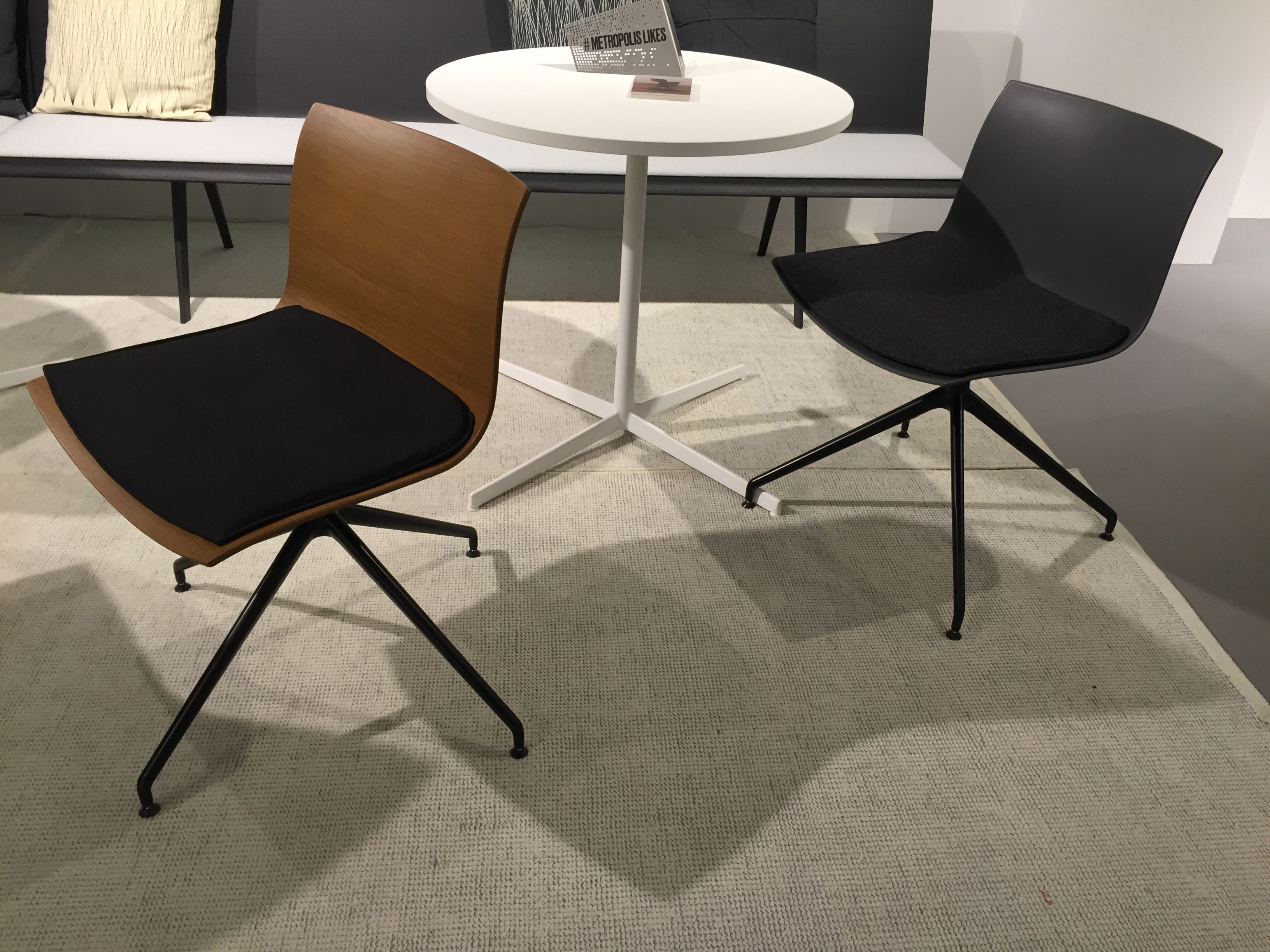 Arper Catifa 53 New Additions Chairs Wix Table Zinta Sofa