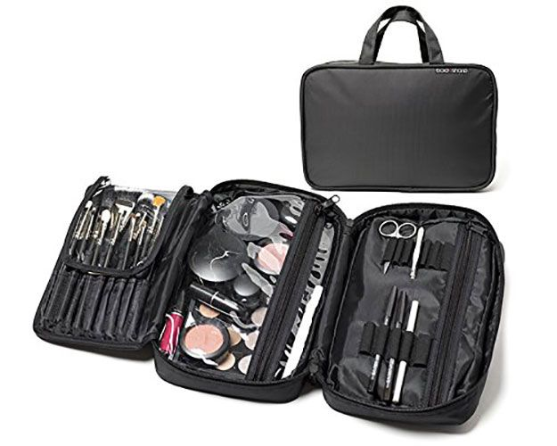 Best Makeup Bags For Organization 3 Bag Cosmetic Travelling Organizer