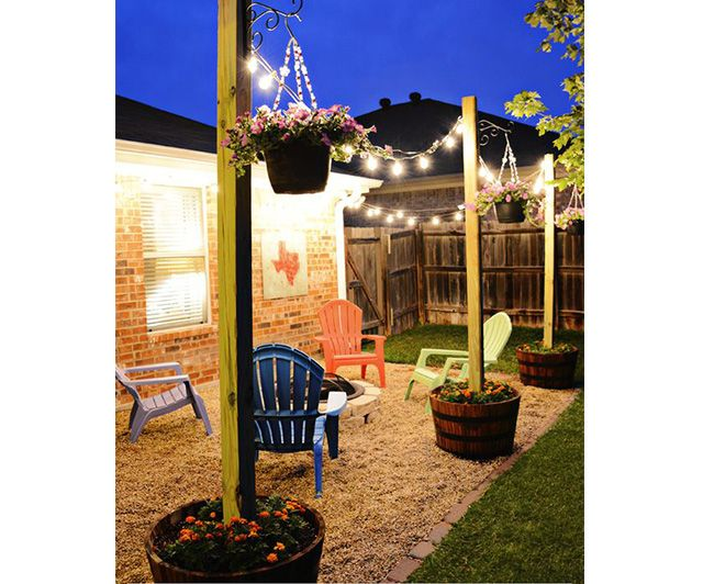21 Different Diy Lighting Ideas For Your Backyard Patio