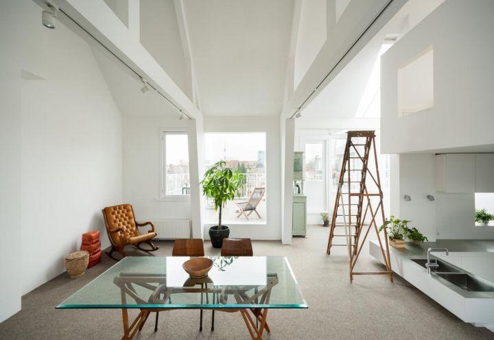 Restaurare un appartamento di 130 mq nel centro di